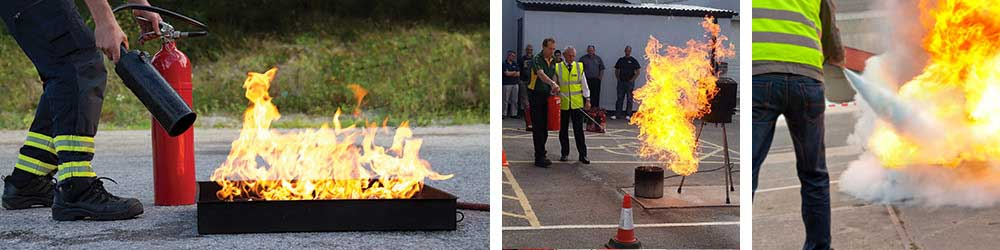 Yangın Eğitimleri ve Tatbikatları
