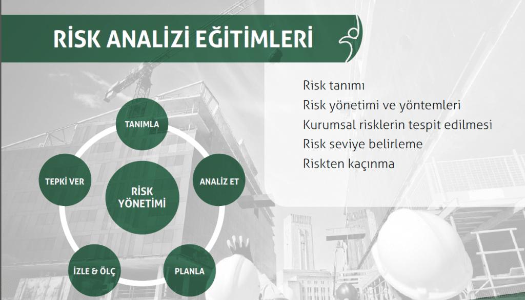 İş Sağlığı ve Güvenliğinde Risk Analizi Yönetimi